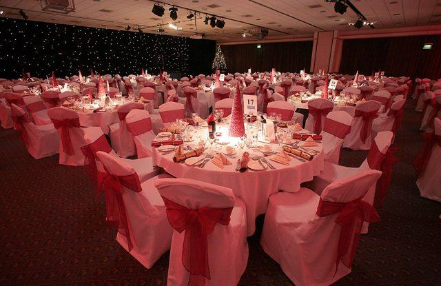 Nottingham conference centre wedding