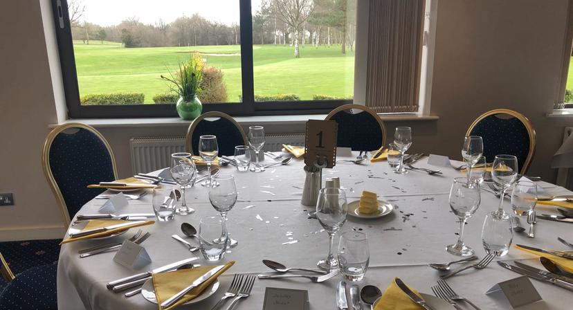 Stourbridge Golf Club Room Hire
