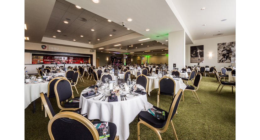 Leicester Tigers Room For Hire
