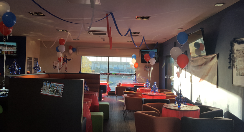 Goals Room Hire Hull Birthday Party Amp Function Room Hire