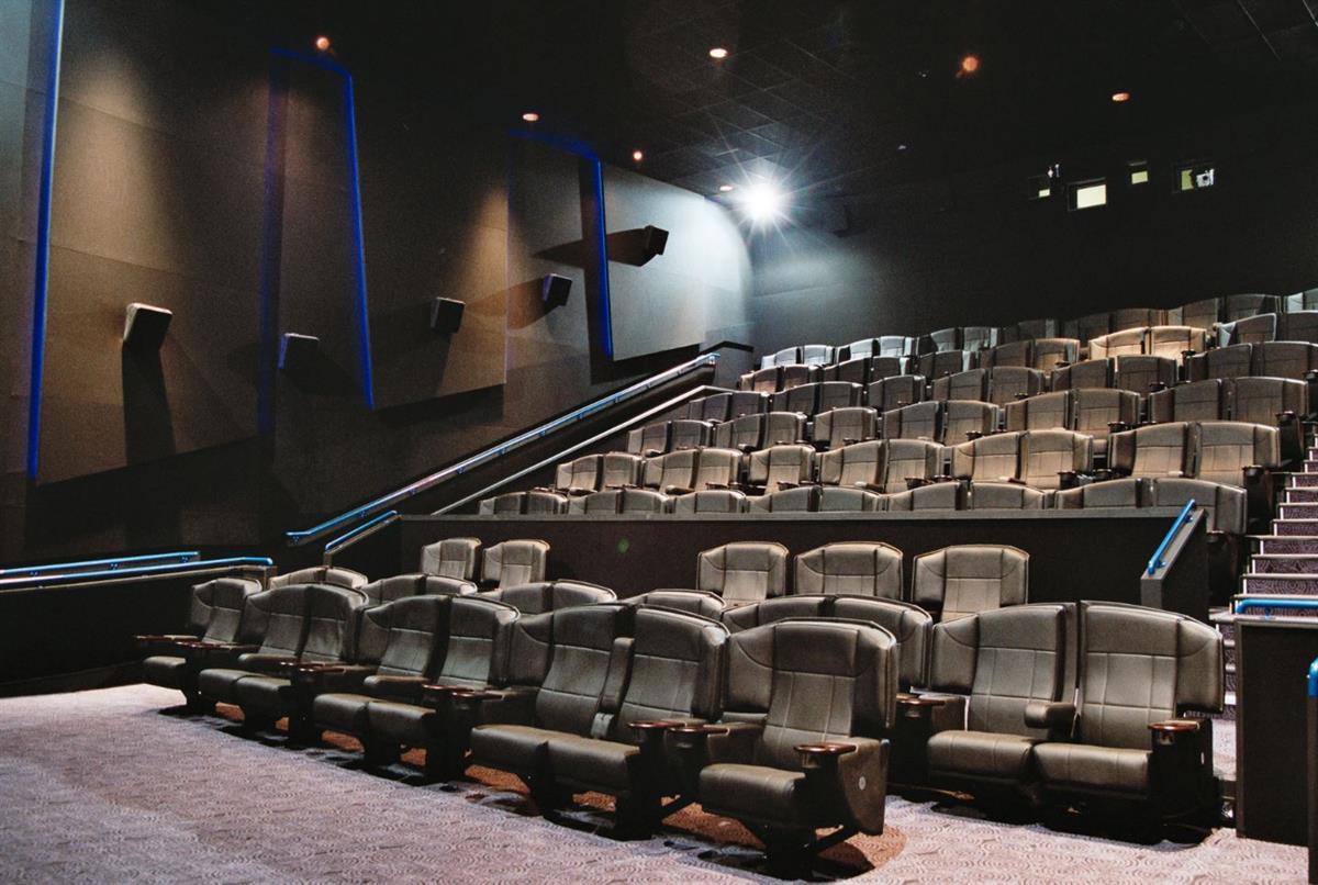 Peterborough movie theater