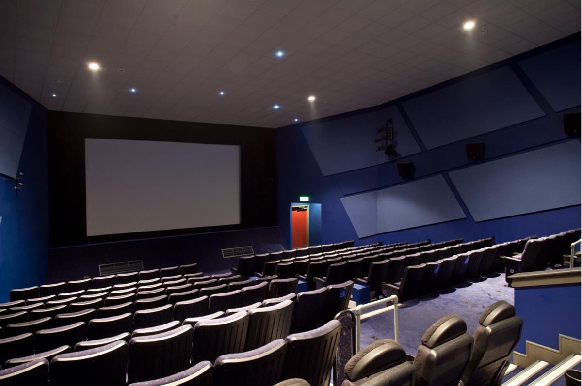 Odeon Small Cinema Room