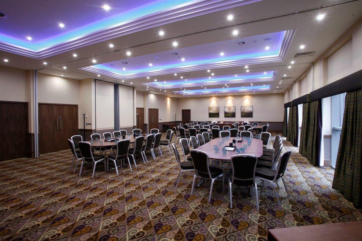 Crewe Hall Meeting Room