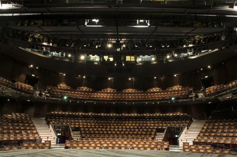 Gillian Lynne Theatre Auditorium Venue Hire Conferences