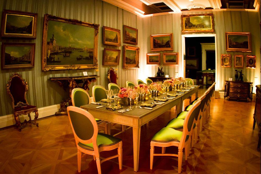 The Wallace Collection Meeting Rooms