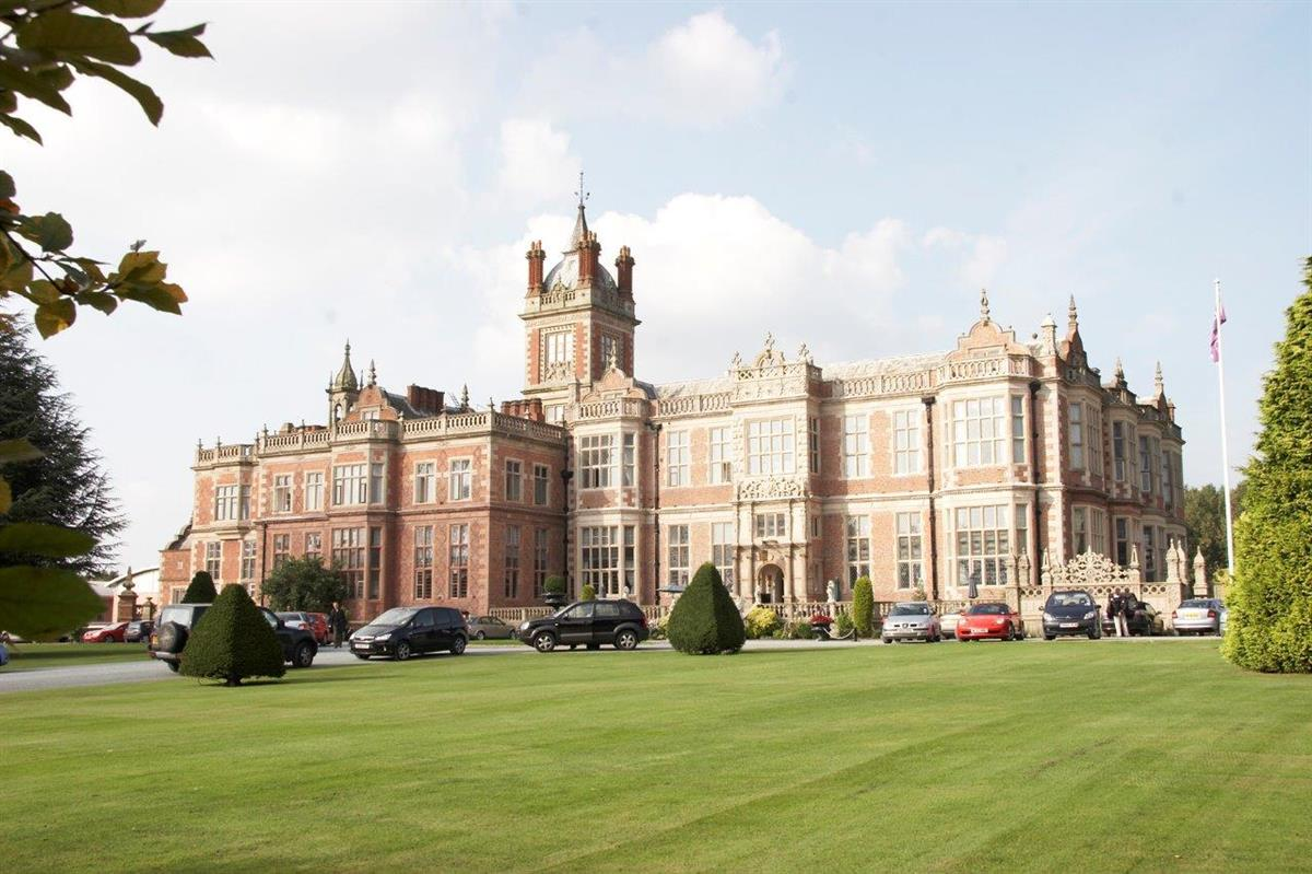 Crewe Hall Room Hire