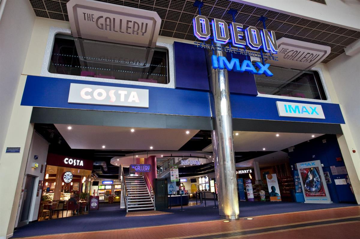 Odeon Cardiff Conference Venue Meeting Room Hire Event