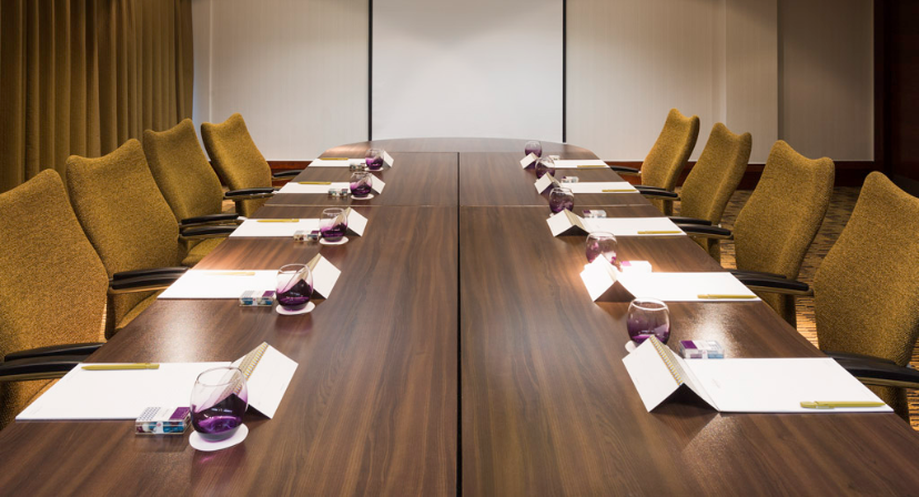 Mercure Sheffield St Pauls Hotel Conference Venue Meeting Rooms