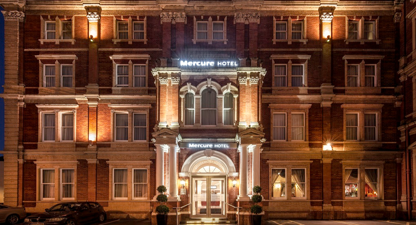 Mercure Exeter The Rougemont Hotel Exeter Meeting Venue