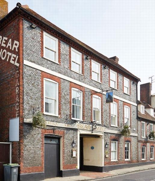 Bear Hotel Havant Function Room
